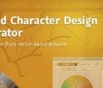 Animated Character Design in Adobe Illustrator