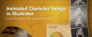 Animated Character Design in Adobe Illustrator