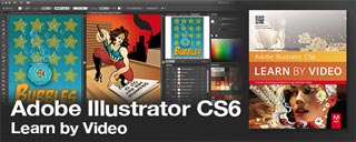 Illustrator CS6 – Learn by Video