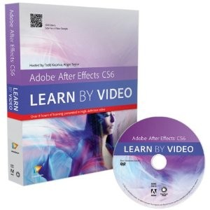 Review of After Effects CS6: Learn by Video