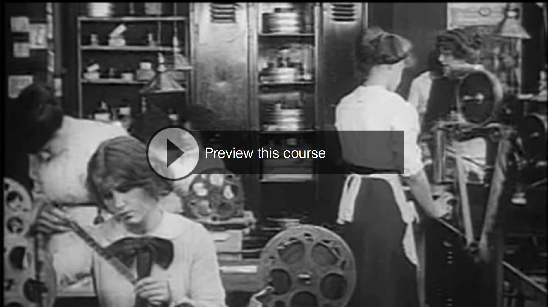 The History of Film and Video Editing
