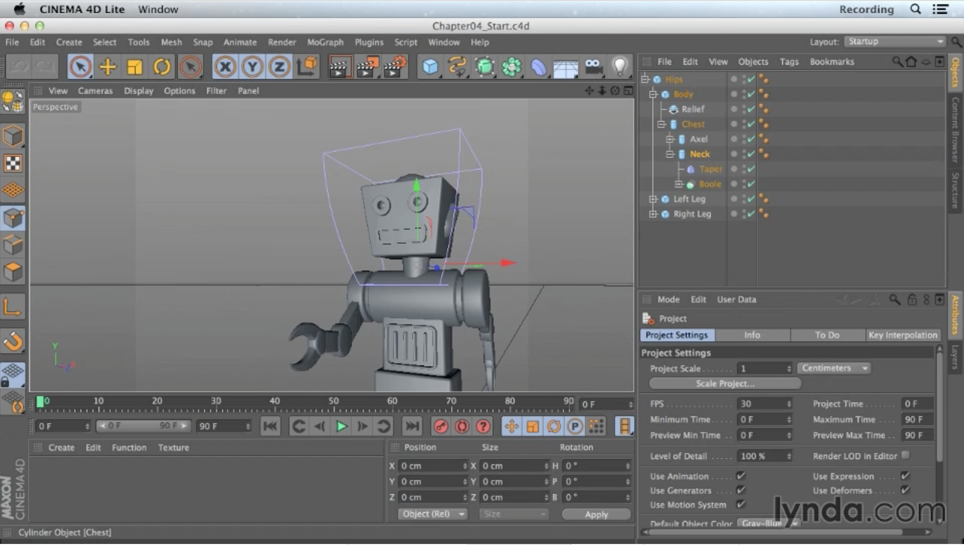 Understanding rotation in Cinema 4D