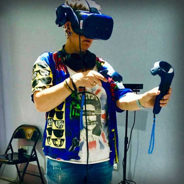 Angie Taylor | VR artist