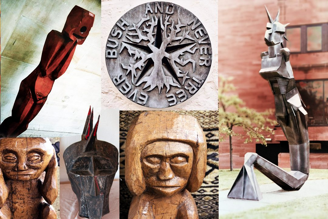 Sculptures by Angie Taylor